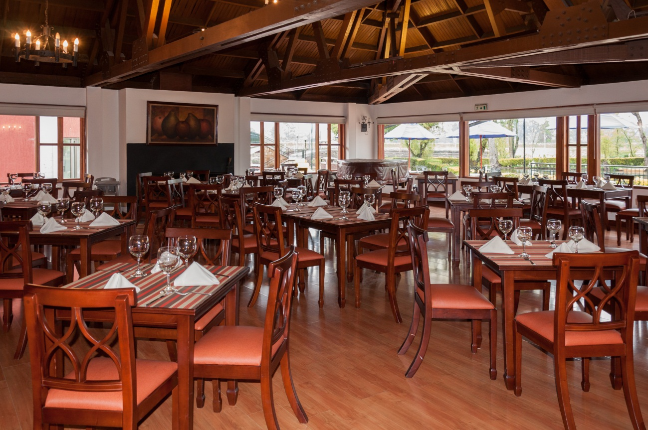 Restaurante Robles Club Bellavista